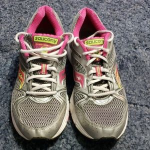 Saucony cohesion 6 womans size 12 like New!!